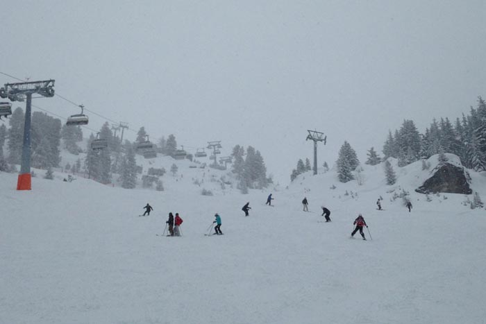 Op wintersport naar Mayrhofen! -11