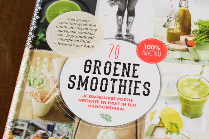 70 Groene smoothies van Marjolijn; Gezond!