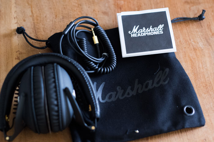 Marshall Monitor Black; Nieuwe headphones!