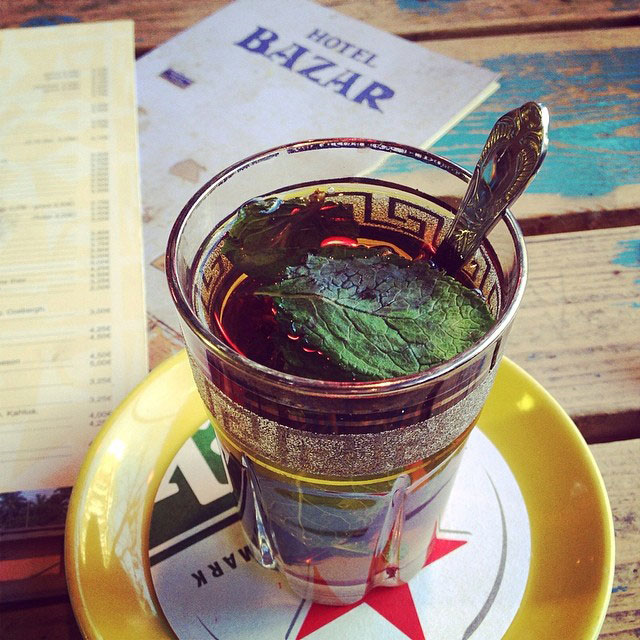 Bazar Rotterdam; Gezellig & kleurrijk restaurant