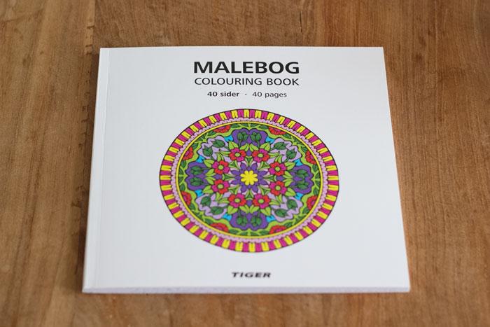 Mandala Kleurboek; Kleuren voor Volwassenen-1