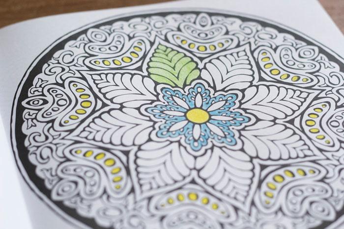Mandala Kleurboek; Kleuren voor Volwassenen-4