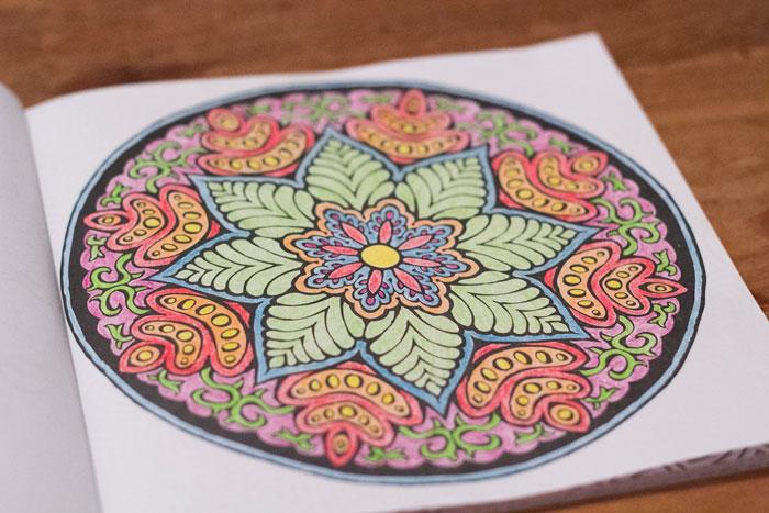 Mandala Kleurboek; Kleuren voor Volwassenen-5