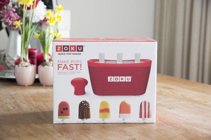 Zelf ijsjes maken met de Zoku ijsmaker-02