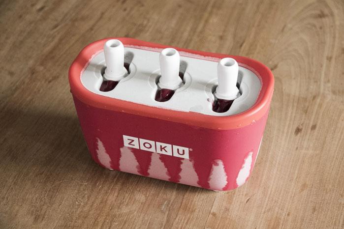 Zelf ijsjes maken met de Zoku ijsmaker-21