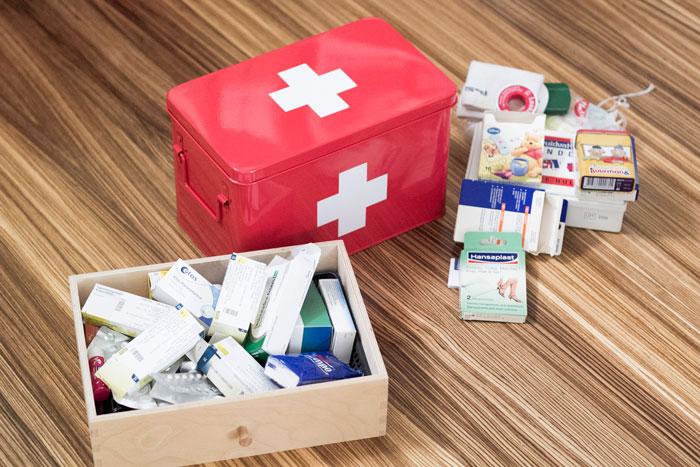 Medicijnbox van Present Time -2