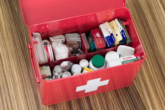 Medicijnbox van Present Time -3