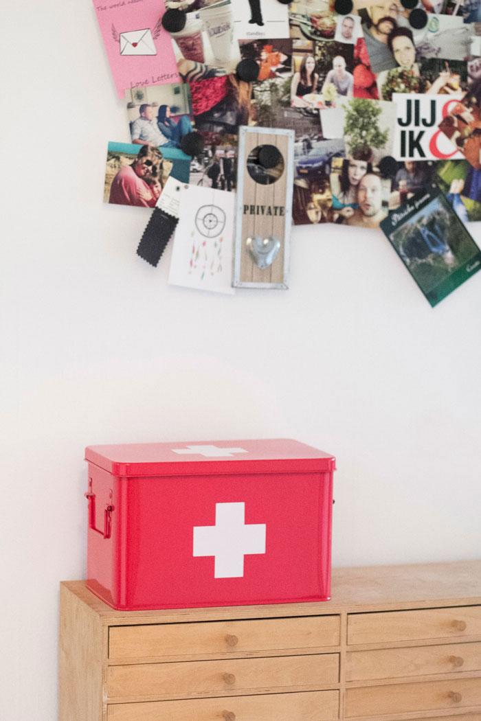 Medicijnbox van Present Time -5