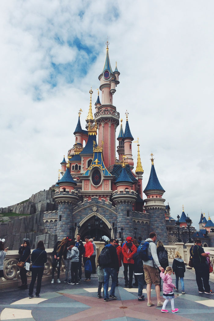 Weekend Disneyland Paris Dag 2