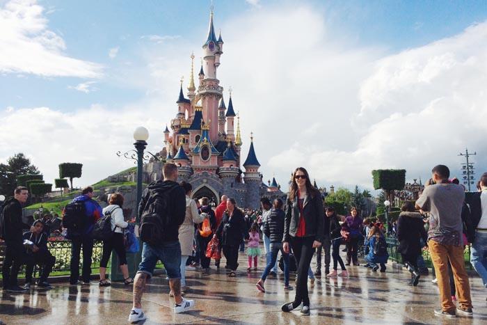 Weekend Disneyland Paris Dag 2
