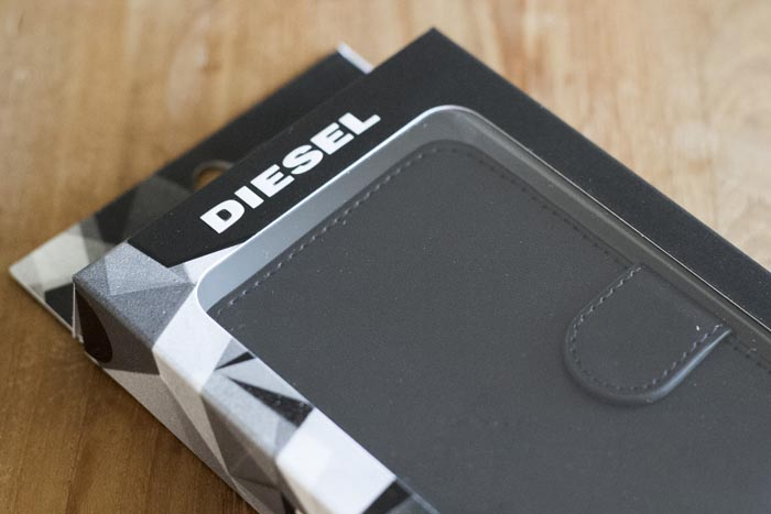 Diesel Booklet iPhone Case