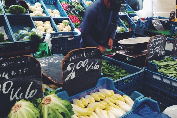 groente en fruit markt vs albert heijn