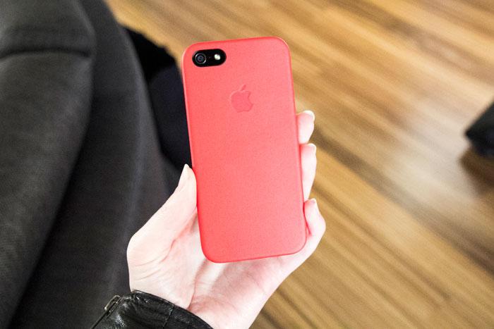 Geluk bij een ongeluk Lieve Apple Store