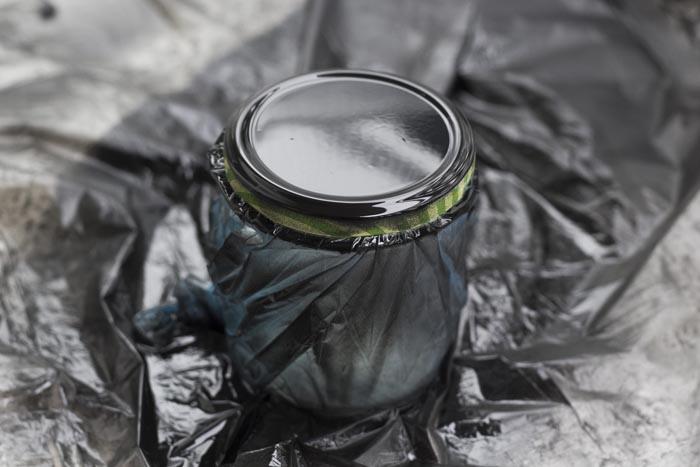 DIY Glazen Potjes Makeover