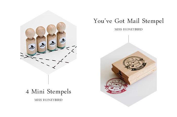 Wishlist; Boots, Stempels & Groen