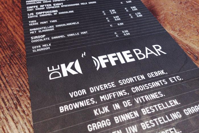De Koffiebar in Rotterdam