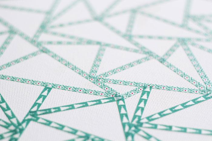 DIY; Geometrisch schilderij