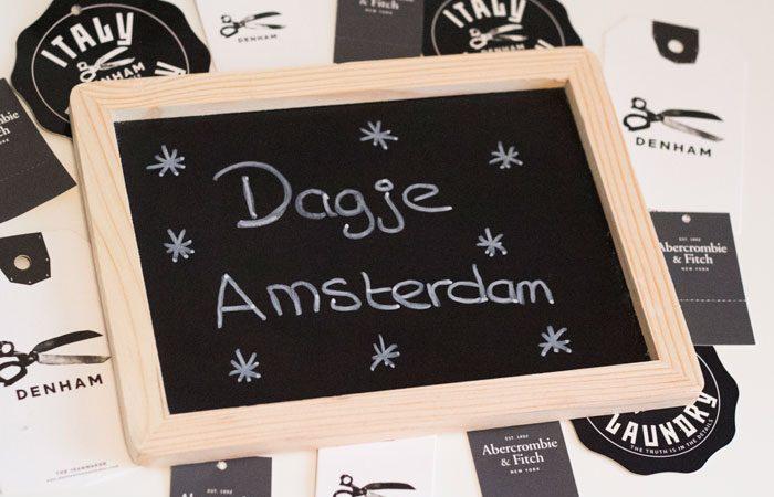 Dagje Amsterdam Denham Abercrombie Wish Flower