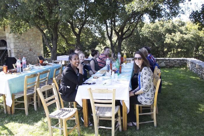 Kreta; Een warm welkom bij Koules Estate