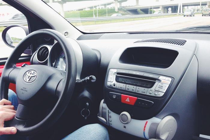 Toyota Aygo; We hebben een nieuwe auto