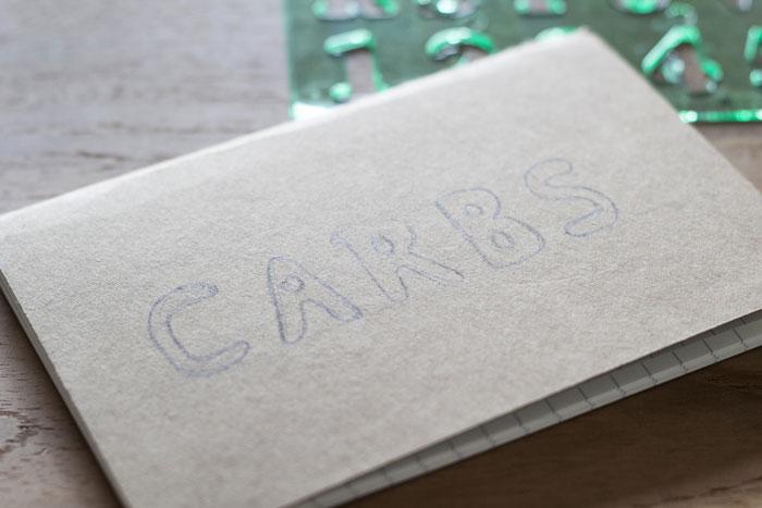 DIY; Notitieboekje versieren met stipjes