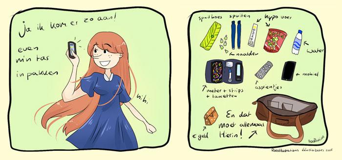 Daily essentials; Wat ik altijd in mijn tas heb zitten