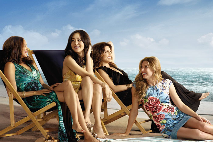 Mistresses, Sense8 en nog 3 favoriete tv series
