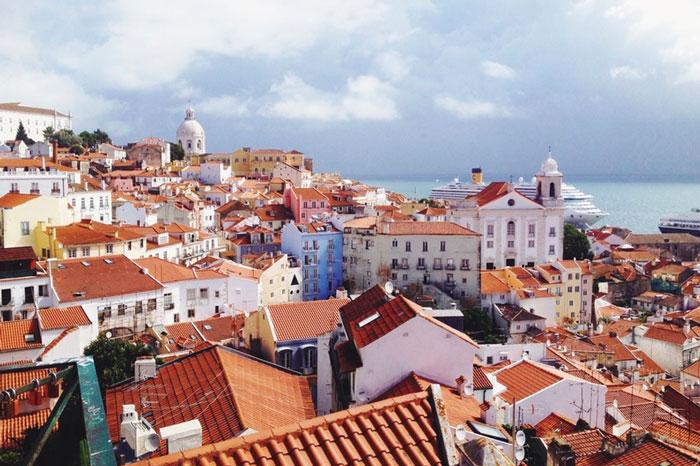 Bezienswaardigheden in Lissabon; Voorpret! Wish Flower
