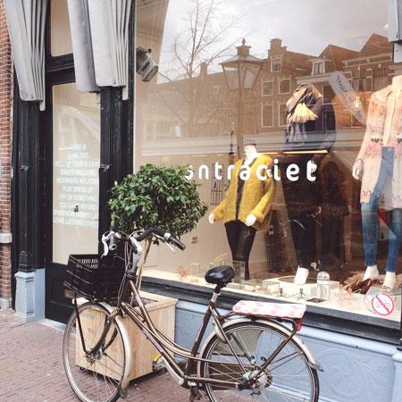 Winkel Antraciet in Leiden