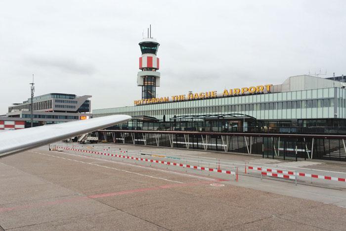 Van Rotterdam Airport naar Londen