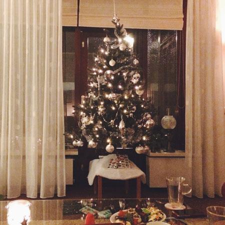 mijn kerst in vierentwintig fotos