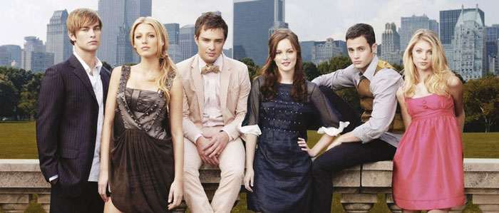 Vijf series zoals Sex and the City Gossip Girl
