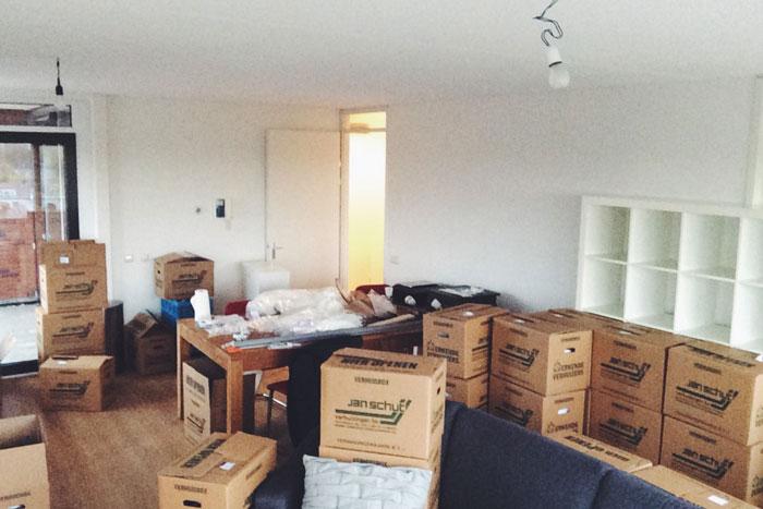 Wat ik geleerd heb over verhuizen