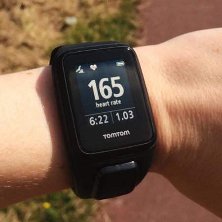 Hardlopen met de TomTom Spark (+ hartslagmeter)