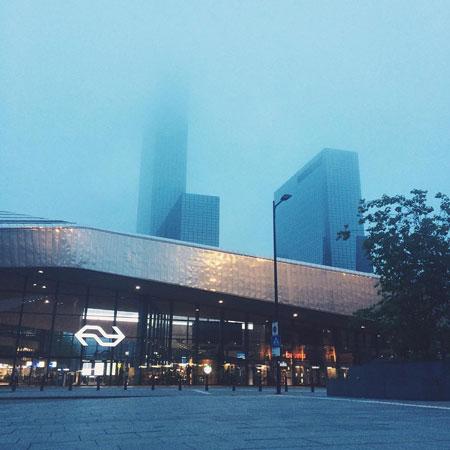 Photo Diary Juni; Met veel regen en een beetje zon