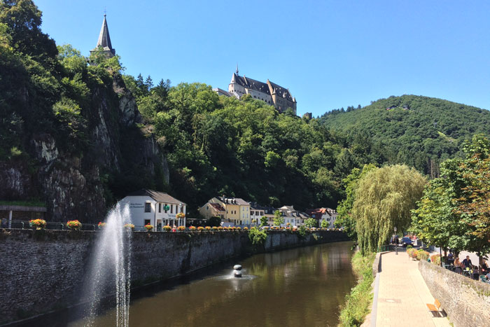 Weekendje Luxemburg - Vianden