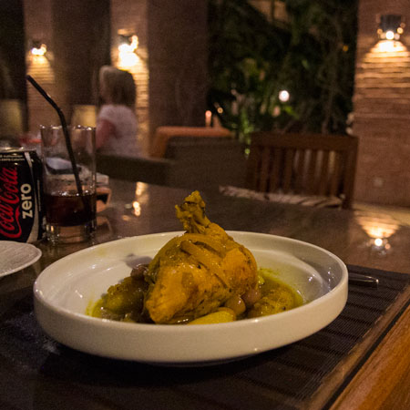 Eten en drinken Hotel Tigmiza Suites & Pavillons Marrakech