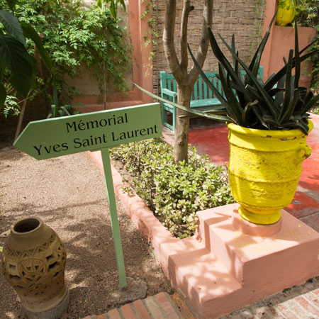 Jardin Majorelle Garden Marrakech