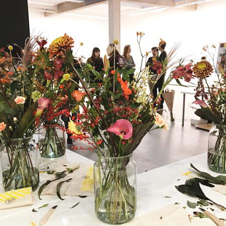 Workshop bloemschikken van Bloomon