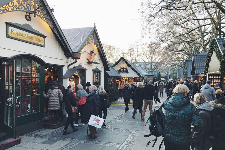 Een bezoek aan de kerstmarkt in Keulen