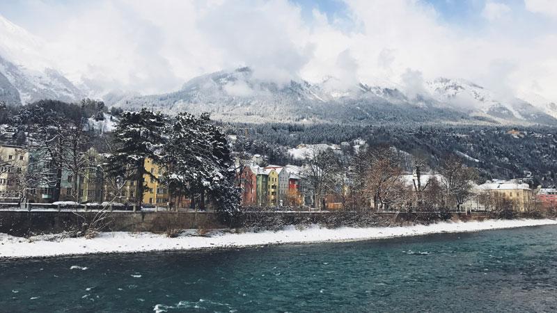 Rivier Inn in Innsbruck
