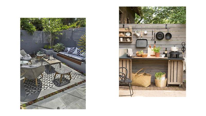 Inspiratie: drie mogelijke thema's voor onze tuin