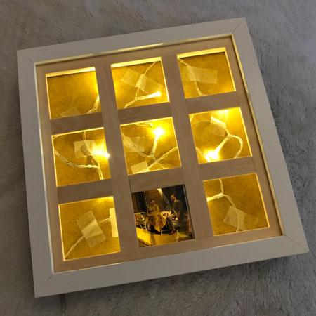 Zelf maken: een lichtbak voor dia's