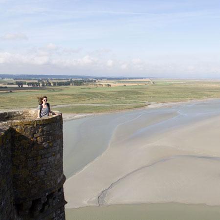 Op autovakantie naar Bretagne en Normandië