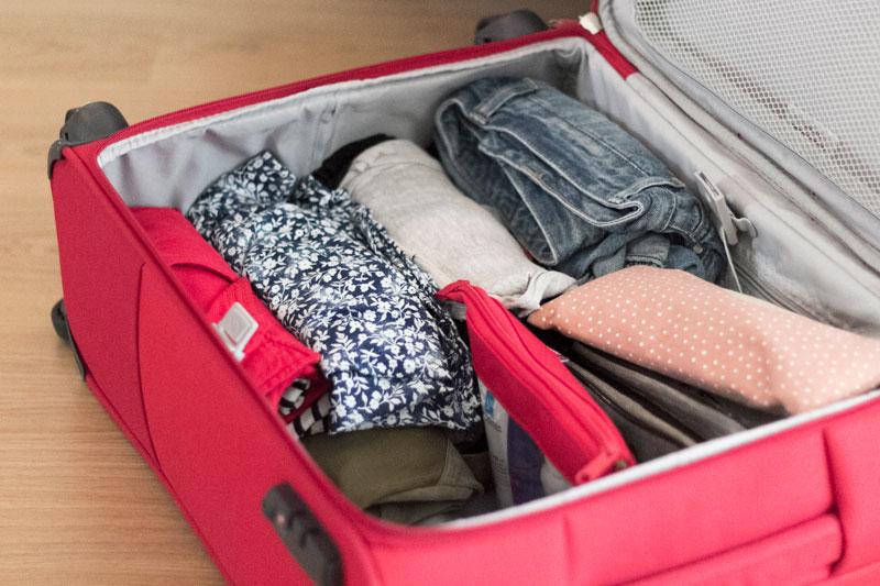 Vijf tips om te reizen met alleen handbagage
