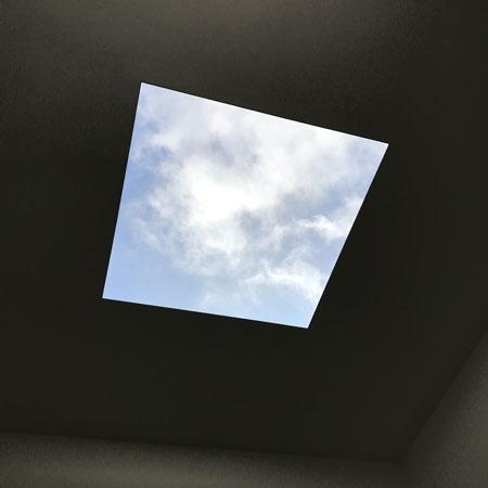Museum Voorlinden Skyspace van James Turrell