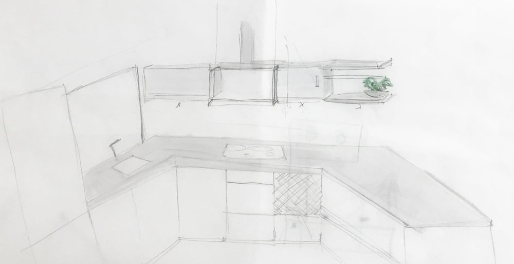 Keukeninspiratie; van eerste idee tot droomkeuken