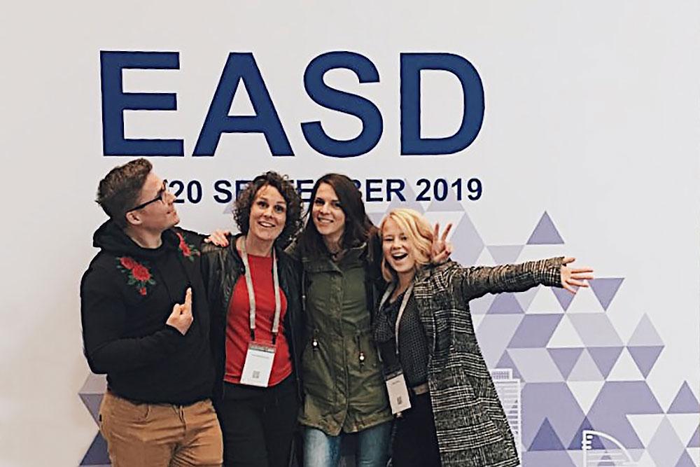 #DiabetesMeetUp@Berlin: Met Roche naar de EASD 2018!